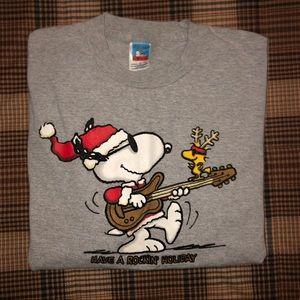 Snoopy Xmas Tee